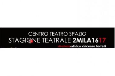 Invito presentazione della stagione 2016/ 2017 Centro Teatro Spazio