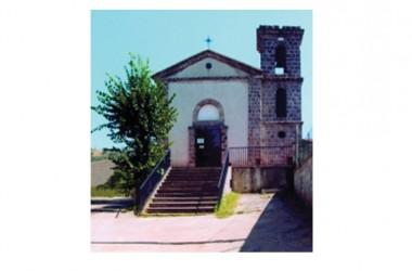 """Castelmorrone:  La Contrada """"Grottole"""" in festa:  Riportata all'antico splendore, la statua di """"Santa Maria Assunta""""."""