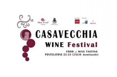 Pontelatone (Caserta): Bilancio positivo per la II edizione del Casavecchia Wine Festival