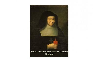 Il SANTO di oggi 12 Agosto – Santa Giovanna Francesca de Chantal