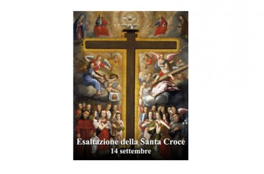 IL SANTO del giorno 14 Settembre  –  Esaltazione della Santa Croce