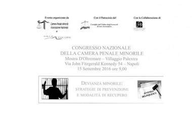 Giustizia, SOS da Napoli: ?No a soppressione tribunali minorenni'