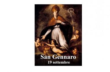 IL SANTO del giorno 19 Settembre – San Gennaro