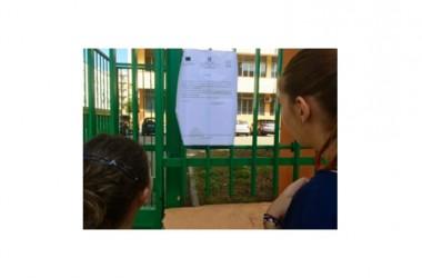 Caserta. La crociata per la chiusura delle scuole senza sicurezza