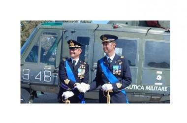 Grazzanise: il Col. Pil. Pasquale di Palma è il nuovo comandante del glorioso reparto