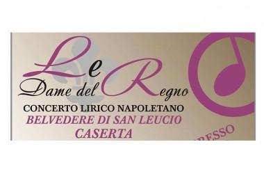 """A San Leucio il concerto """"Le Dame del Regno"""""""
