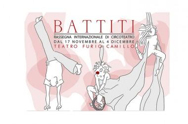 """""""Battiti"""", 17 Novembre – 04 Dicembre 2016 – Teatro Furio Camillo"""