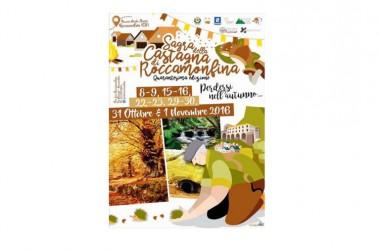 Si conclude il 1 Novembre prossimo la 40° edizione della 'Sagra della castagna' di Roccamonfina