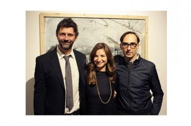 Post Evento Galleria 28 – Urban Human: arte e bellezza in piazza Di Pietra con i muri di Andrea Capanna