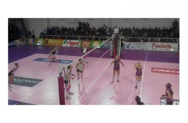 """Volley Soverato: Prima Vittoria, Caserta cade al """"Pala Scoppa"""""""