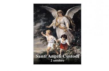Il SANTO di oggi 02 Ottobre – Santi Angeli Custodi