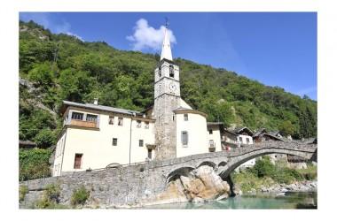 Buona Domenica con: PONTE DI FONTAINEMORE \ Valle d'Aosta