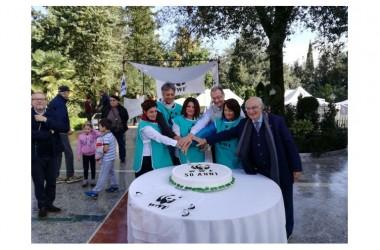 50 anni, buon compleanno WWF Italia – A Caserta. sono 33 anni di impegno costante sul territorio.