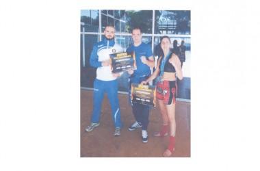 Kick Boxing Portico di Caserta – Campionato Mondiale Medaglie nel Team Iodice