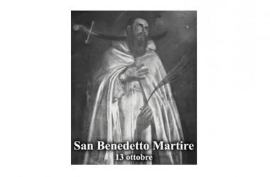 IL SANTO di oggi, 13 ottobre – San Benedetto Martire