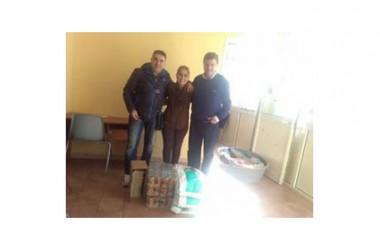 Beneficenza Partita del Cuore : alimenti e medicinali al Canile di Caserta