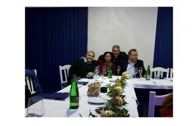 Caserta. Partita del cuore Riprendiamoci Caserta. Maria Malaspina: grazie per la calorosa ospitalità.