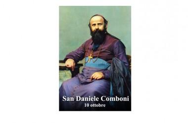 Il SANTO di oggi 10 Ottobre – San Daniele Comboni, Vescovo