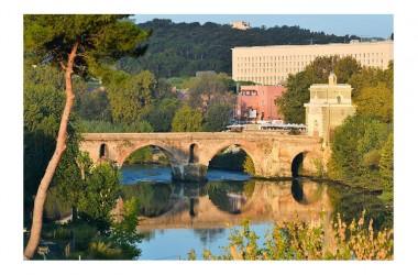 Buon Sabato con: PONTE MILVIO – ROMA
