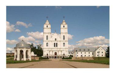 Buon Venerdì con: la Basilica di Aglona, Lettonia