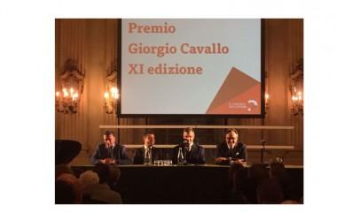 """A Torino il Premio """"Giorgio Cavallo"""" al Gen. Gioacchino Angeloni"""