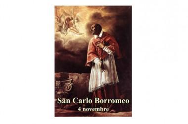IL SANTO di oggi 4 Novembre 2016 – San Carlo Borromeo