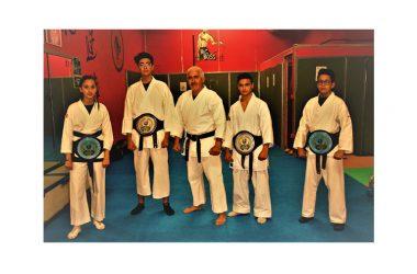Mondiali WKF di Karate, ad Andria il Team Paone trionfa: 21 atleti alifani e 27 medaglie al collo
