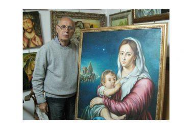 Grazzanise: Giovanni Leuci, dopo 50 anni, torna ad esporre nel 'loco natio'
