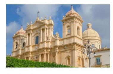 Buona Domenica con: la Cattedrale di Noto, Sicilia