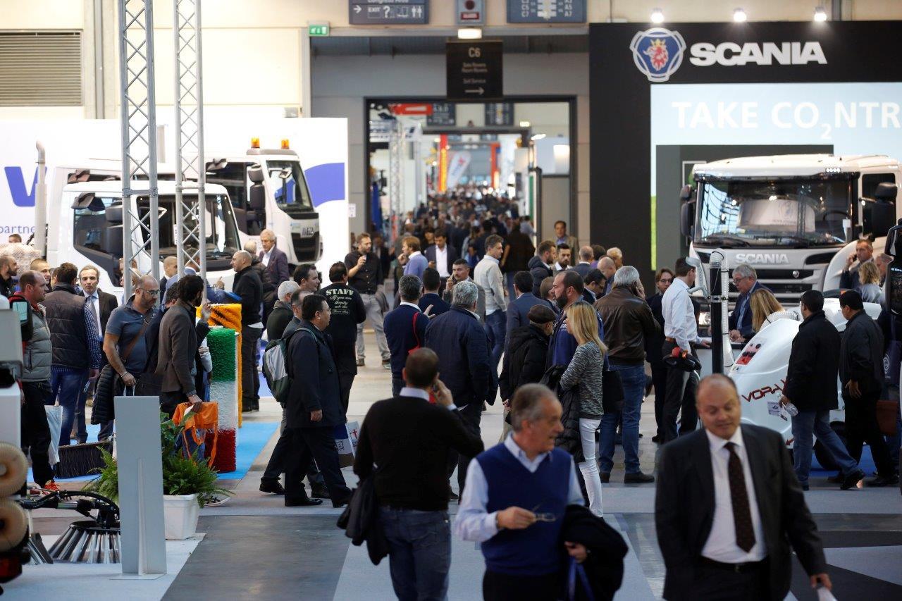 A Rimini Fiera La Xx Edizione Di Ecomondo E Key Energy
