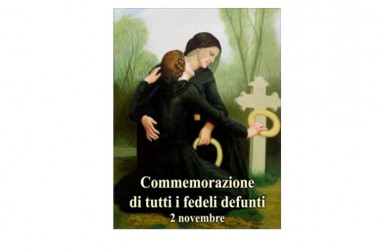 IL SANTO di oggi 2 Novembre – Commemorazione di tutti i fedeli defunti