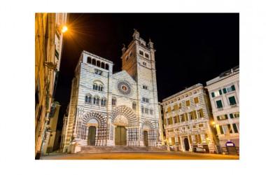 Buon Lunedì con: la Cattedrale di Genova, Liguria