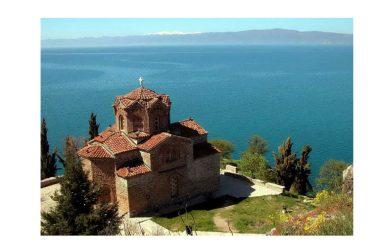 Buona Domenica con: la Chiesa di San Giovanni Kaneo, Ocrida, Macedonia