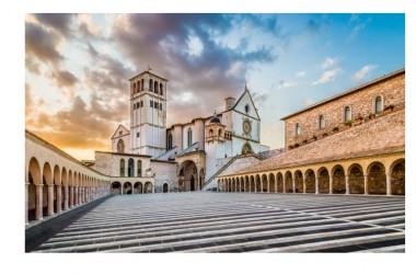 Buon Venerdì con: la Basilica di San Francesco, Assisi, Umbria