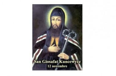 IL SANTO di oggi 12 Novembre 2016 – San Giosafat Kuncewycz