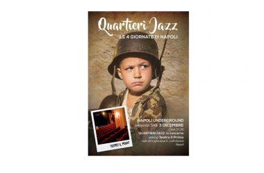 Sabato 3 Dicembre ore 21.30, Quartieri Jazz in concerto, al teatro il Primo