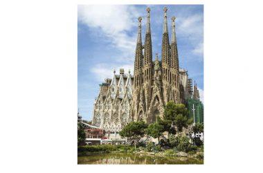 Buon Giovedì con: Tempio Espiatorio della Sacra Famiglia (Sagrada Familia), Barcellona, Spagna