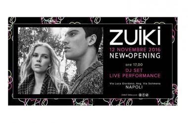 Invito Zuiki Live – Napoli 12 Novembre