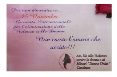 Orta di Atella, violenza sulle donne: convegno nella sala consiliare promosso da associazione ONLUS di Casaluce