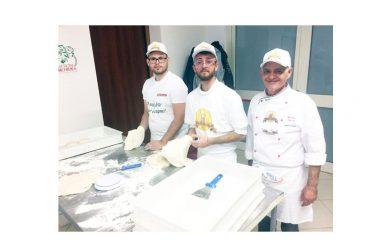 """"""" PIZZA + AMORE """" è l'evento di solidarietà regalato ai detenuti di Vallo"""