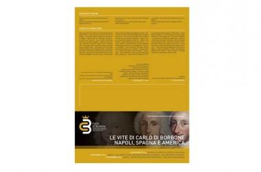 """Programma del Convegno Internazionale: """"Le vite di Carlo di Borbone, Napoli, Spagna e America"""