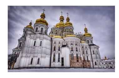 Buon Martedì con: il Monastero delle Grotte, Kiev, Ucraina
