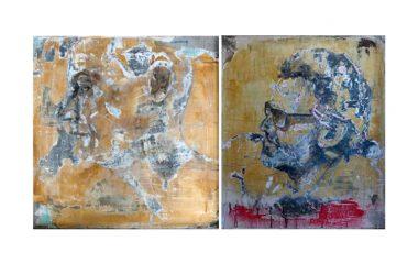 ID Portraits: Ritratti senza tempo come muri graffiati
