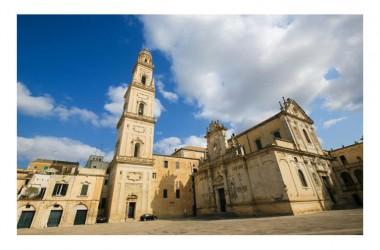 Buon Venerdì con: il Duomo di Lecce, Puglia