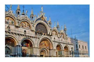 Buona Domenica con: la Basilica di San Marco, Venezia, Veneto