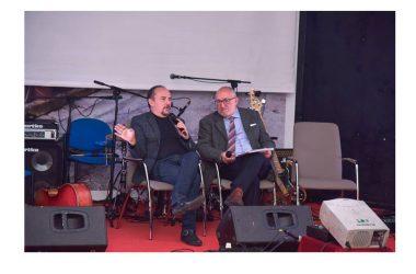 Caiazzo (CE): creazione festival tra foto, teatro e musica rassegna iniziata con Casagrande e M'Barka Ben Taleb