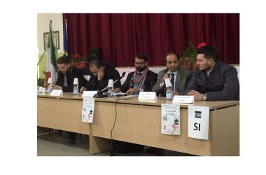 Le ragioni del SI e del NO: confronto tra consiglieri regionali alla scuola Gesuè