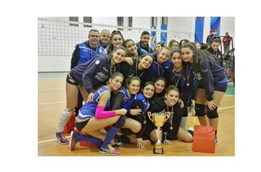 Christma's Cup, fantastico trionfo dell'Arzano Volley