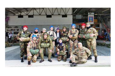 Caserta – Concluso il 5°  corso di paracadutismo organizzato dall'ANPd'I