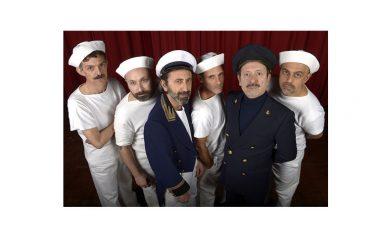 """Venerdì 16 dicembre: Rocco Papaleo in """"Buena Onda"""", al Teatro Comunale Costantino Parravano di Caserta"""